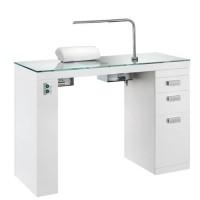 Маникюрные столы с вытяжкой